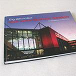 Gestaltungskonzept & Layout zum Buch über den Bau der Coface-Arena Mainz