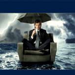 Imagebroschüre für ein Versicherungsunternehmen